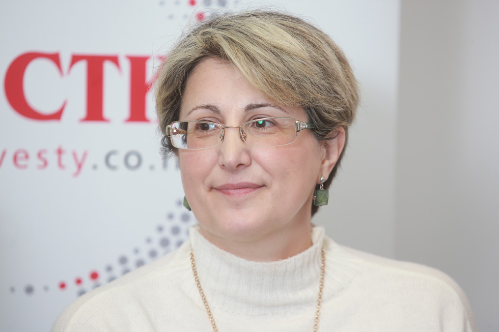 Доктор Хана Аджиашвили. Фото: Авигайль Узи