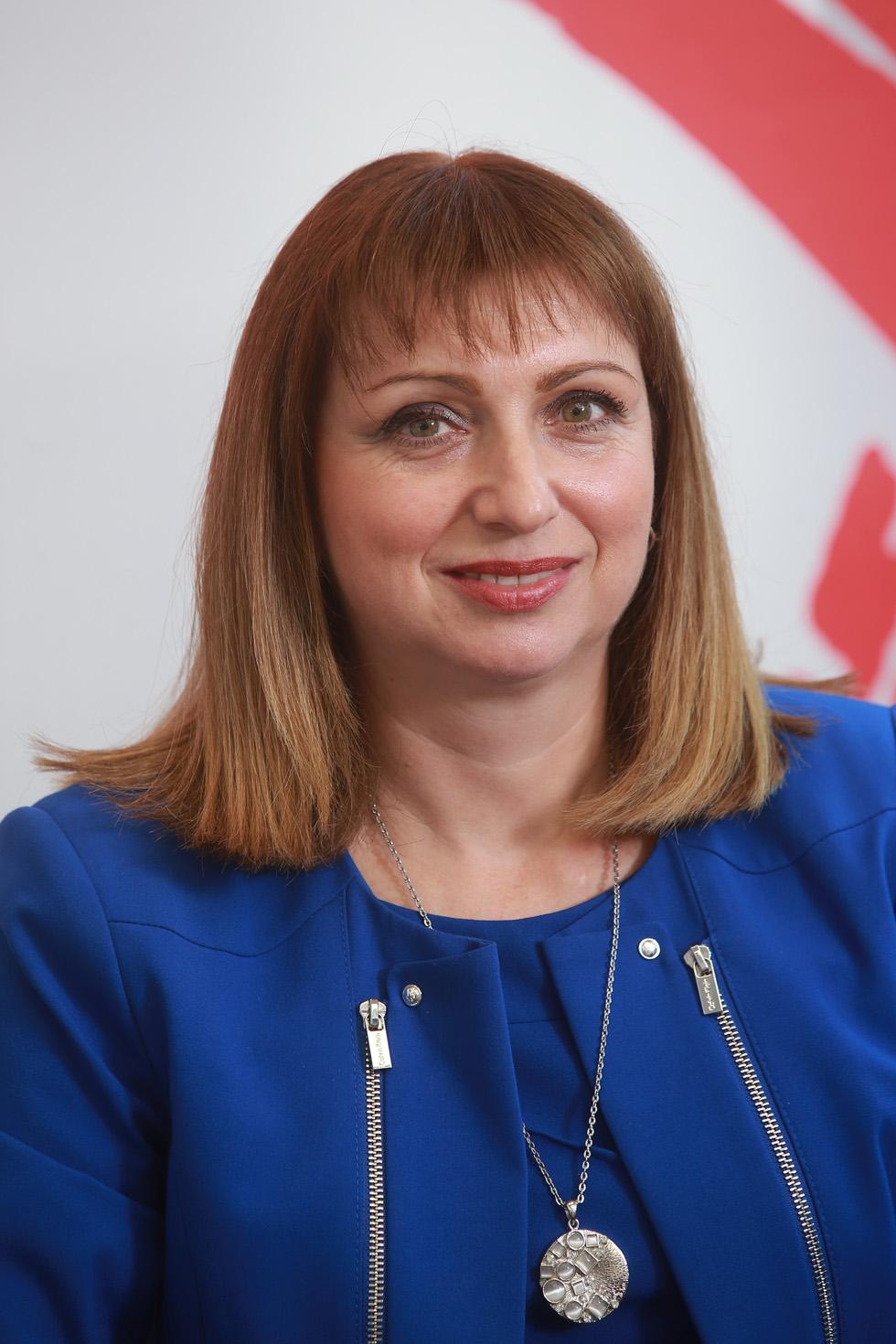 Светлана Родина. Фото: Авигайль Узи