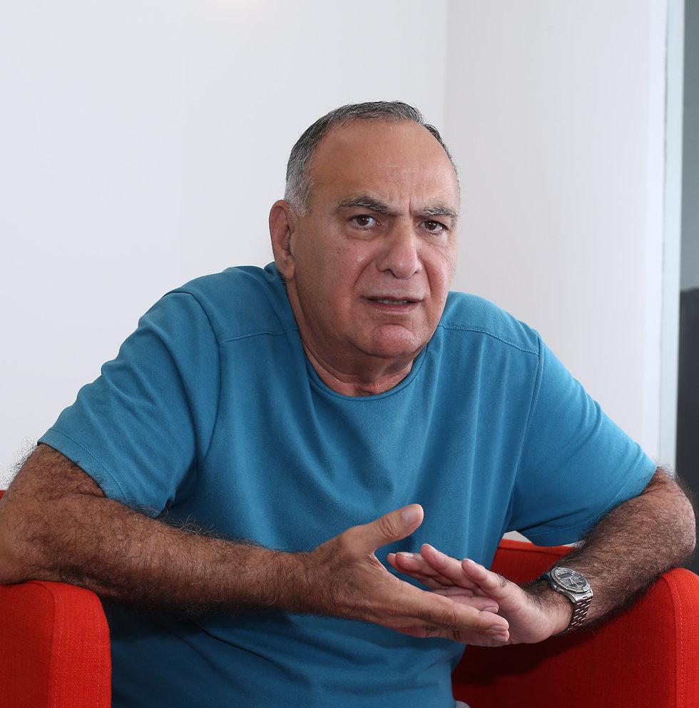 אשר אלון (צילום: ראובן שוורץ)