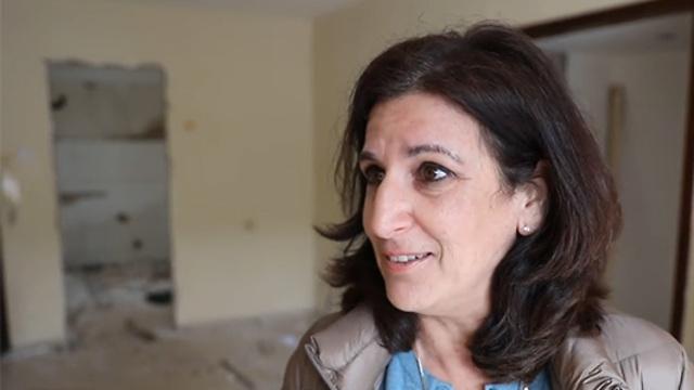 פינוי בינוי רמת אביב דיירת דורית פילץ (צילום: אורי דוידוביץ')