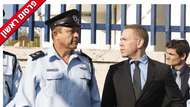 גלעד ארדן ומוטי כהן  (צילום: שאול גולן)