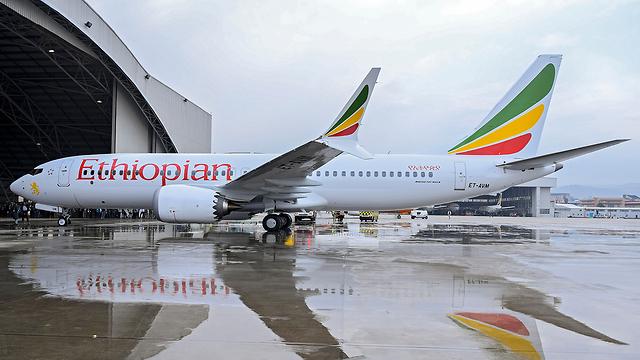 Boeing 737 авиакомпании Ethiopian Airlines. Фото: EPA (Photo: EPA)