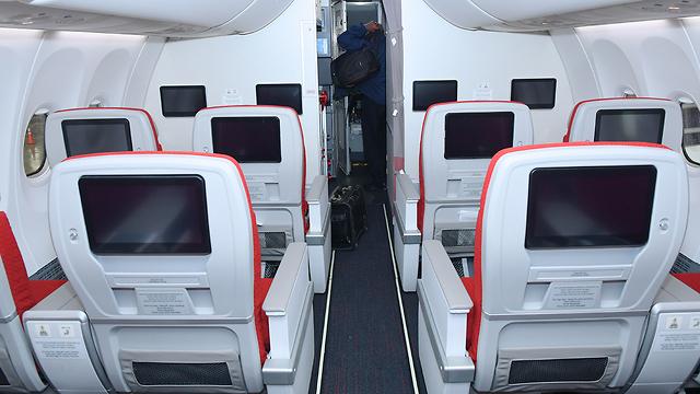 מטוס בואינג Boeing 737 Max  (צילום: EPA)