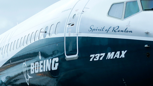 Предсерийный Boeing 737 MAX, 2015 год. Фото: AP