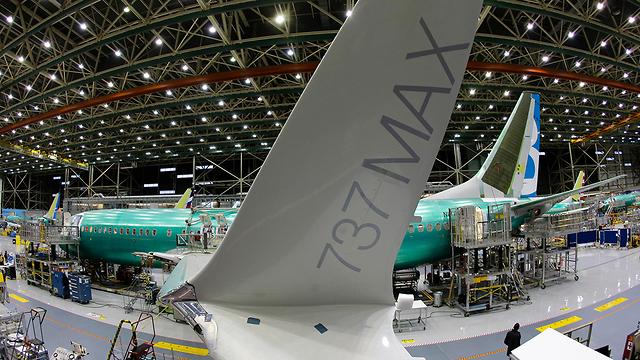 Предсерийный Boeing 737 MAX на авиазаводе в Сиэтле, 2015 год. Фото: AP