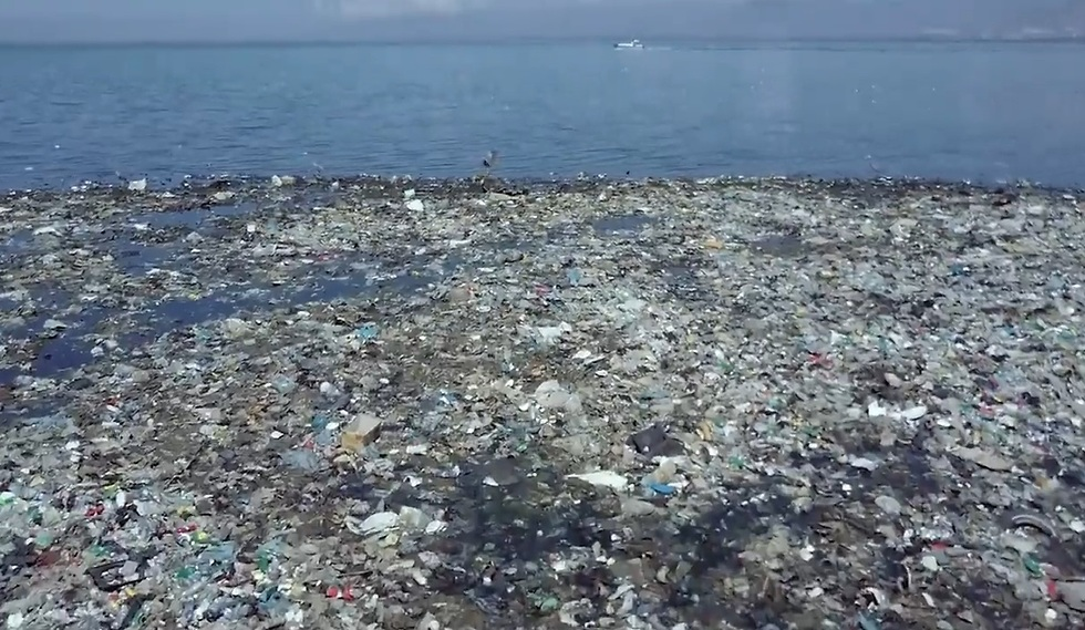 Oceans of pollution