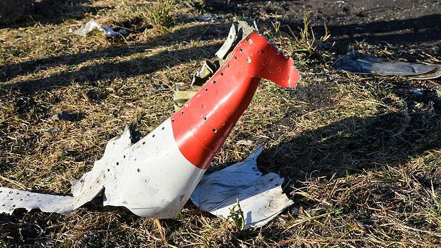 התרסקות מטוס Ethiopian Airlines (צילום: EPA)