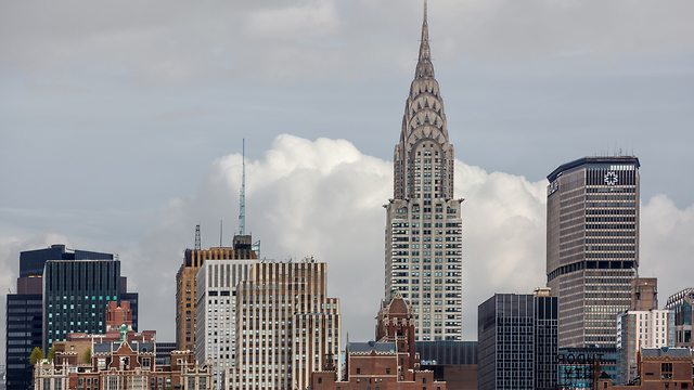 בניין קרייזלר בניו יורק  (צילום: shutterstock)
