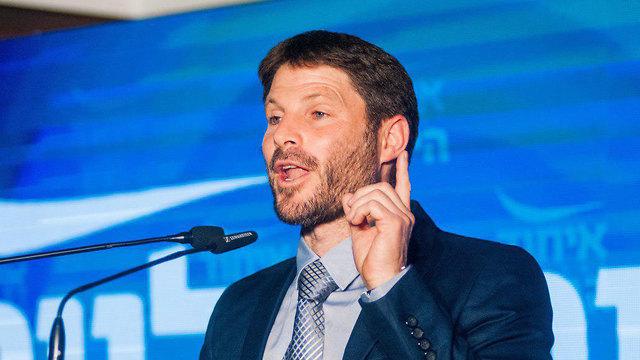בצלאל סמוטריץ' (צילום: רפי קוץ)