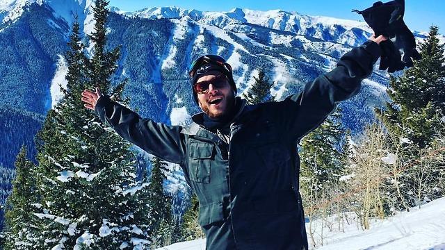 Аарон Хилл в Колорадо