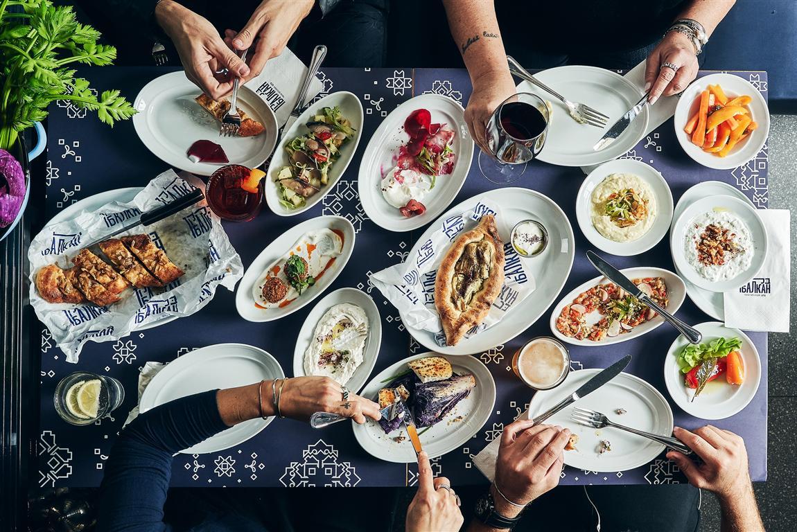 ארוחות עסקיות חדשות בארץ (צילום: אמיר מנחם)