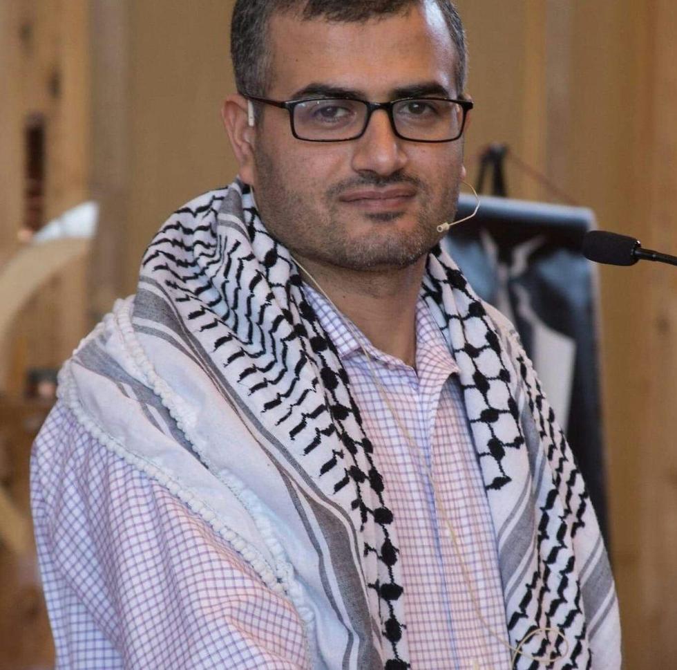 אחמד אבו ארתימה - הפלסטיני שהגה את צעדות השיבה ()