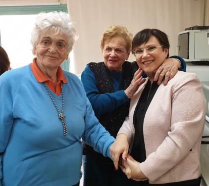 Тали Плоскова заботится о благосостоянии всех слоев населения. Фото: пресс-служба Кулану