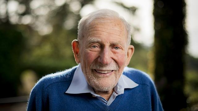 וולטר מאנק (צילום: אריק ג'פסן, אוניברסיטת קליפורניה סן דיאגו)