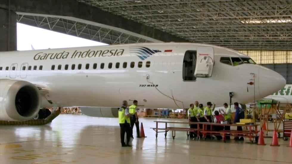 מטוס בואינג 737 MAX 8 דגם התרסקות התרסק מטוסים אינדונזיה (צילום: AP)