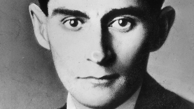 Franz Kafka (Photo: Getty Images Imagebank)
