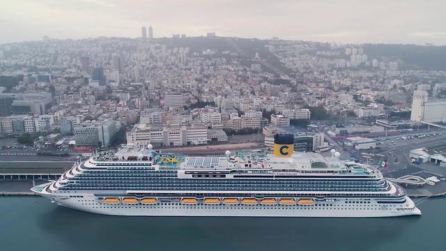 ספינת תענוגות קוסטה ונציה (צילום: גיאודרונס)