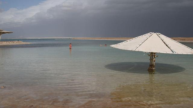 ים המלח  (צילום: אבי מועלם)