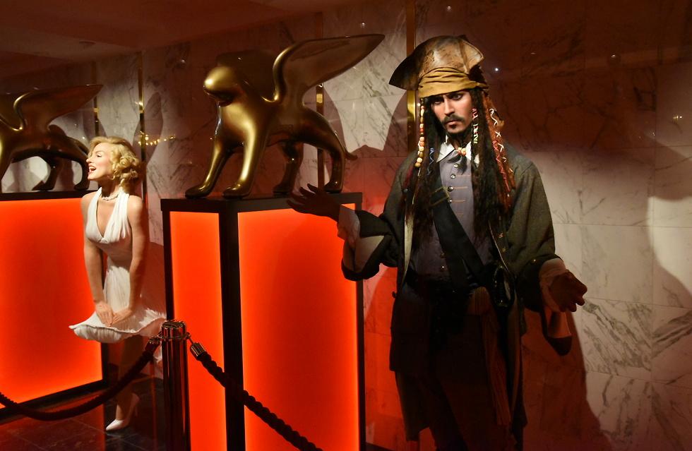 מוזיאון שעווה, גם זה יש כאן (צילום: אביהו שפירא)