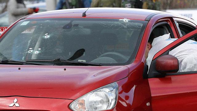 הרכב (צילום: AFP)