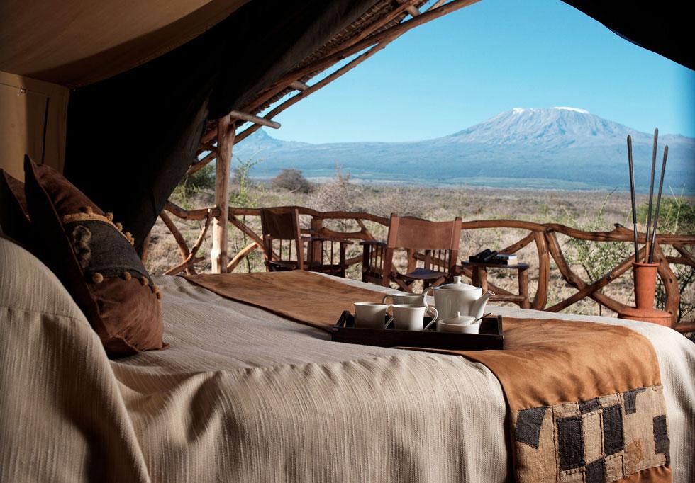 Satao Elerai, קניה. מחנה ספארי מפואר וידידותי לסביבה (צילום: באדיבות Booking.com)