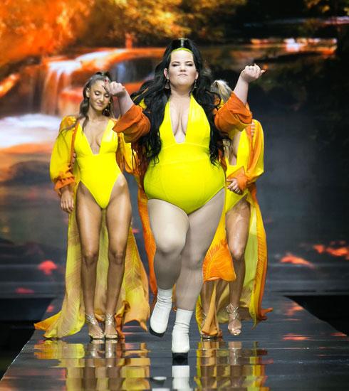 שבוע האופנה בתל אביב: לחצו על התמונה לצפייה בכל התצוגות (צילום: אלון פרס)