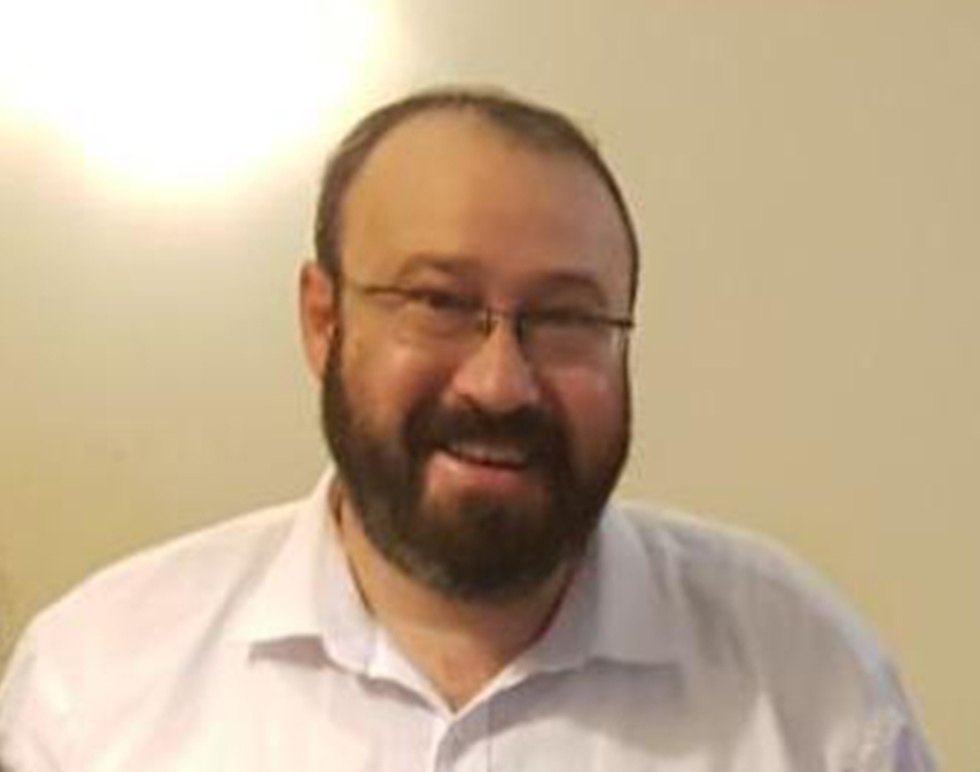Rabbi Ahiad Ettinger (Photo: TPS)