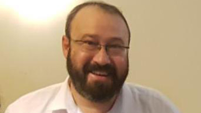 Rabbi Achiad Ettinger (Photo: TPS)