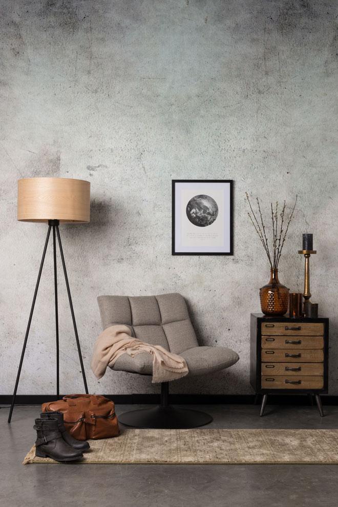 אהיל בד, בהדפס ובמראה של עץ מכופף (Innovation)