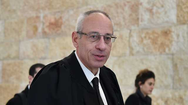 Netanyahu defense attorney Navot Tel-Zur (Photo: Yoav Dudkevitch)