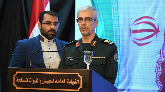Iranian Armed Forces Maj. Gen. Mohammad Hossein Bagheri  (Photo: EPA)