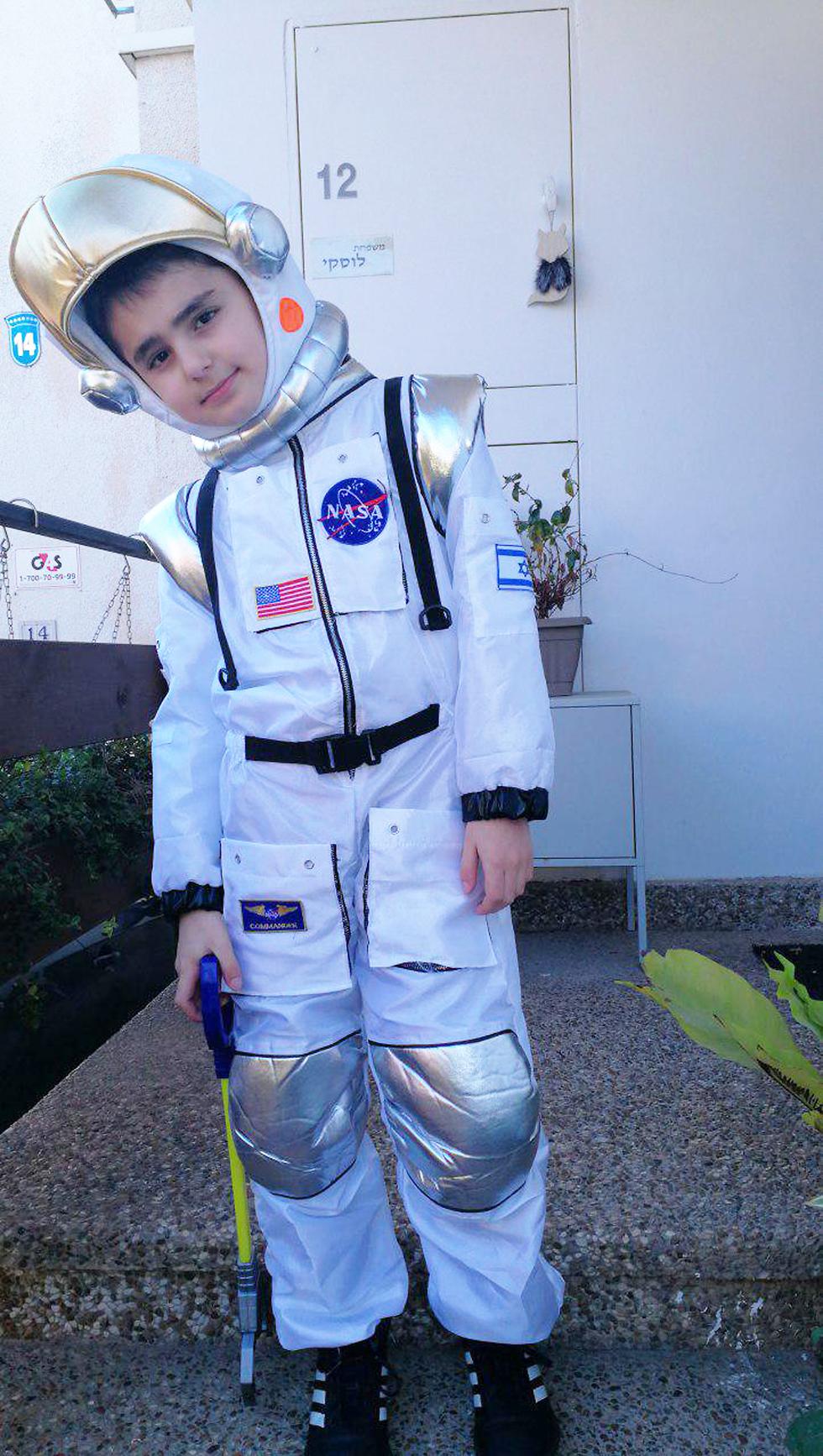 Космонавт. Фото: Хагарь Узиэль