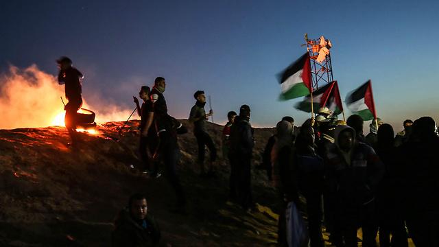 Near Rafah