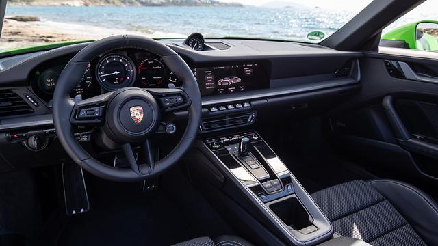 פורשה 911 קררה S קבריו ()