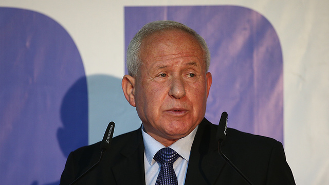 ראש הממשלה בנימין נתניהו בהצהרה ממעון רה