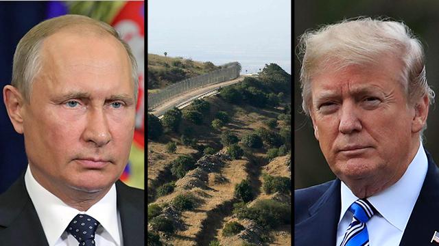 Путин и Трамп. Фото: АР и ЕРА