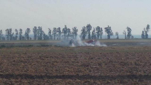 בלוני תבערה (צילום: בראל אפרים)