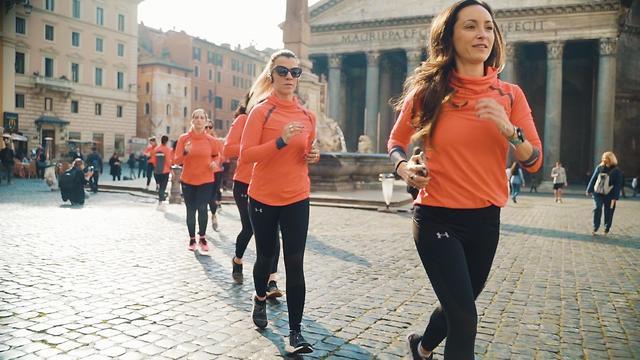 חופשת ריצה ברומא (צילום: רועי שאלתיאל)