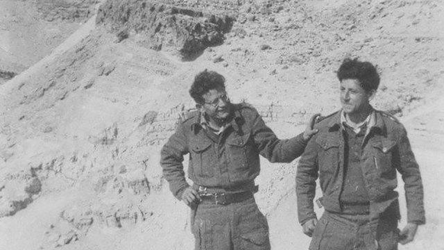 רפי איתן, ממקימי קהילת המודיעין הישראלית ויו