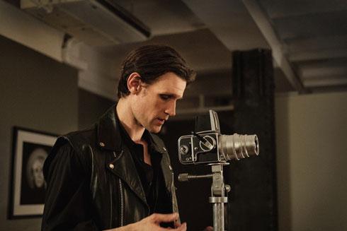 """סיפור חייו בשילוב צילומי ארכיון מקוריים של מייפלתורפ (צילום: מתוך הסרט """"מייפלתורפ"""")"""
