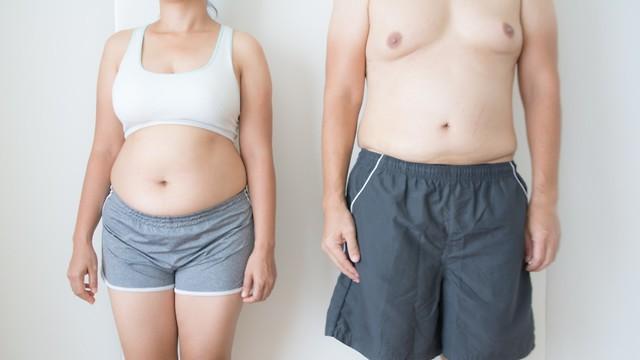 Obesity illustration (Photo: Shutterstock)