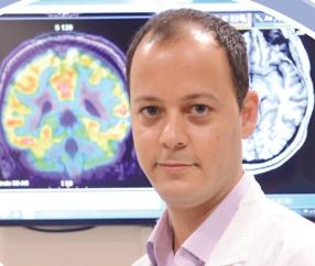 """ניתן לזהות מוקד ספציפי במוח שיוזם את האירועים. ד""""ר פיראס פאהום (צילום: יח""""צ)"""