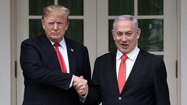 President Donald Trump and Prime Minister Netanyahu (Photo: MCT)