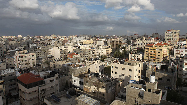 Israel captured the Gaza Strip from Egypt in 1967 (Photo: AFP)