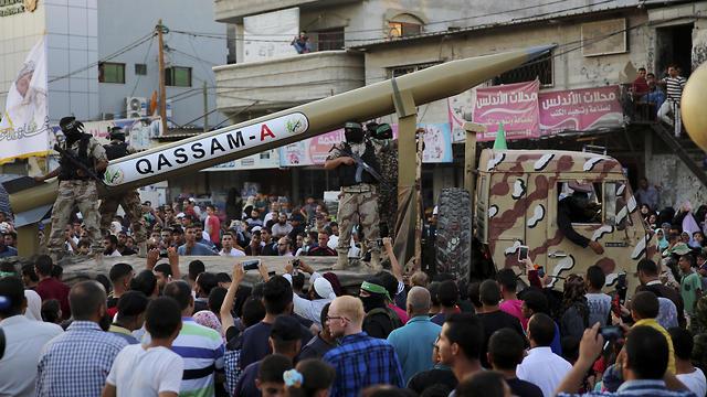 Hamas arsenal