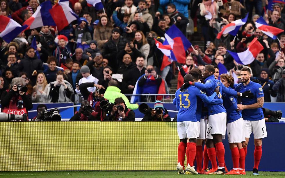 צרפת (צילום: AFP)