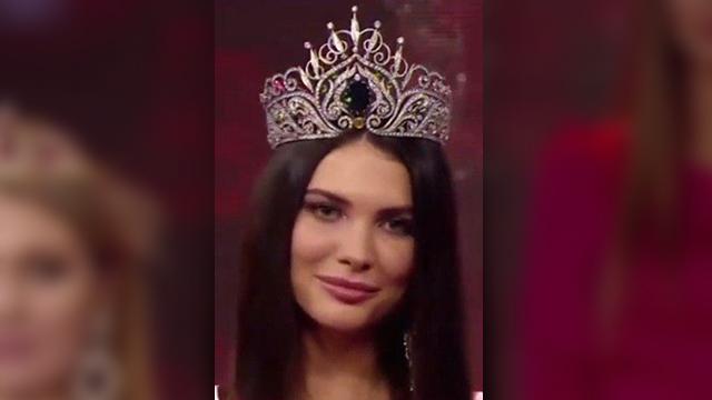 מלכת יופי רוסייה  אלסיה סמרנקו רוסיה מוסקבה ()