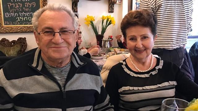 אהבה בגיל מבוגר (באדיבות מגדלי הים התיכון)