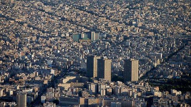 Tehran (Photo: AP)