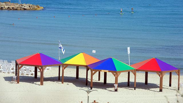 חוף הילטון (צילום: כפיר סיון)